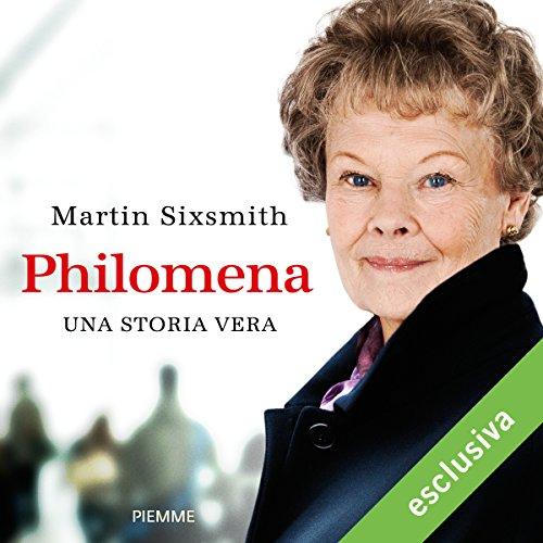 Philomena audiobook cover art