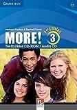 Cassidy, H: More! Level 3 Testbuilder CD-ROM/Audio CD - Hannah Cassidy