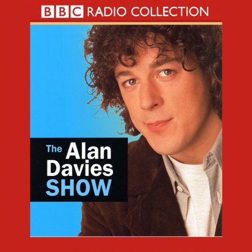 The Alan Davies Show audiobook cover art