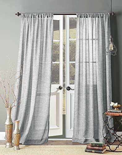 Bedeck 1951 Melabar Rod Pocket Curtain Panel