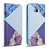 ZCDAYE Flip Wallet Case for Samsung Galaxy A6 2018,PU