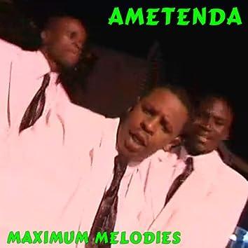 Ametenda - Single