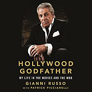 Hollywood Godfather cover art