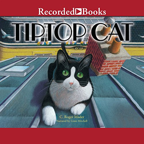 Tiptop Cat cover art