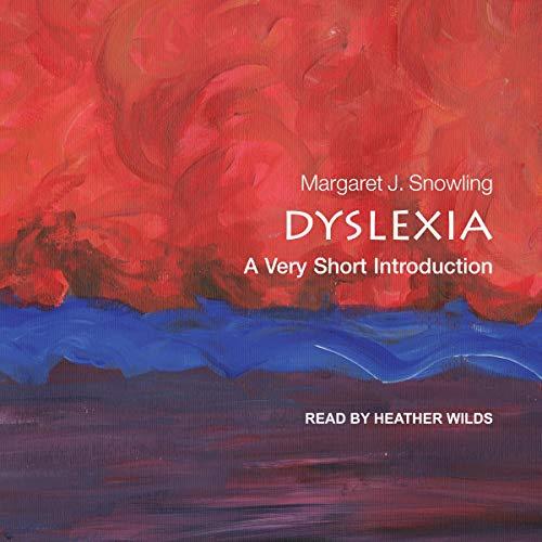 Dyslexia cover art