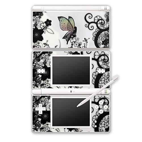 DeinDesign Skin kompatibel mit Nintendo DS Lite Folie Sticker Elfe Flügel Ornamente