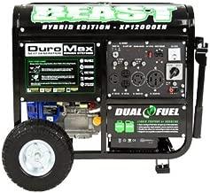 Duromax XP12000EH 12000 Watt Dual Fuel Generator W Elec. Start 50-State