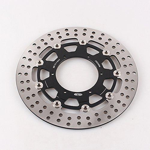 Gzyf avant disque de frein Rotor pour BMW F 650 GS ABS 650 01–11/F 650 GS Dakar 650 99–07