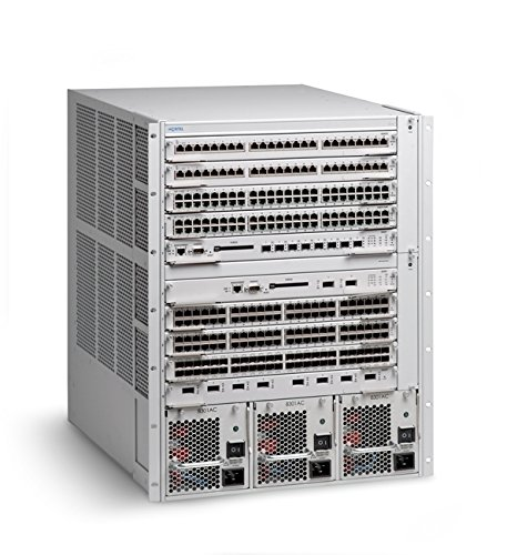 Nortel 8310 10 Slot PoE Chassis - Chasis de Red (39 kg,...