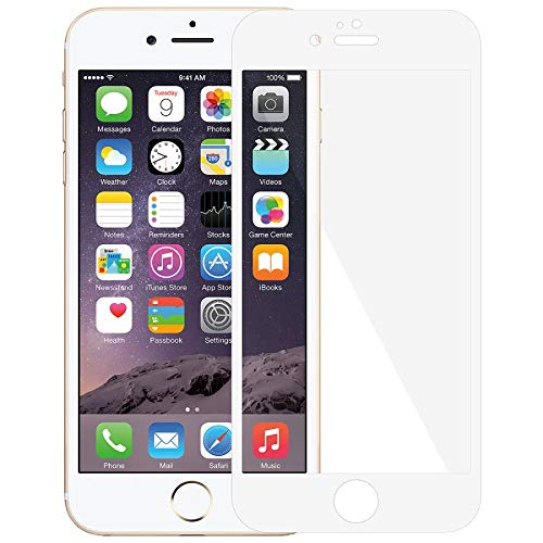 "Nillkin Tempered Glass for Apple iPhone 8 / Apple iPhone SE2 SE 2 iPhone SE 2020 (4.7"" Inch) 3D CP+ Max Glass 0.1mm Thin Edge Shaterproof Full Screen Coverage Explosion Proof Screen Protect White Color"