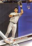 2017 Topps Baseball #287 Aaron Judge Rookie Card