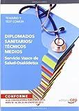 Servicio Vasco de Salud-Osakidetza. Temario y Test Común (diplomados sanitarios/técnicos medios) (Osakidetza 2011 (cep))