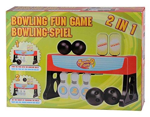 Maison Futée - Jeu de bowling 2en1