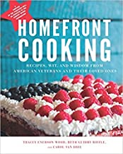 [By Tracey Enerson Wood ] Homefront Cooking: Recipes, Wit, and Wisdom from American Veterans and Their Loved Ones (Hardcover)【2018】 by Tracey Enerson Wood (Author) (Hardcover)
