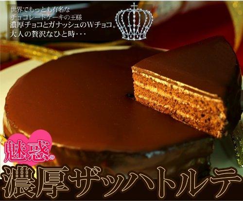 天然生活 贅沢☆魅惑のザッハトルテ5号 SM00010095