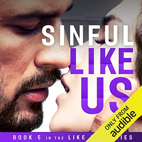 Sinful Like Us audiobook cover art