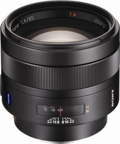 Sony SAL-85F14Z 85mm f1.4 Carl Zeiss Telephoto T L Planar Finally popular brand Japan's largest assortment Coated