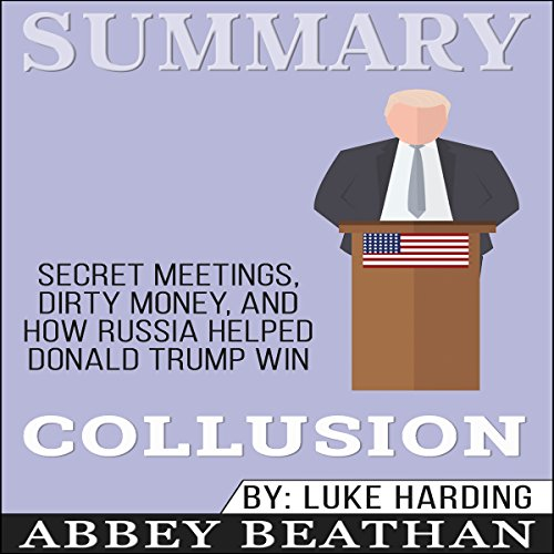 Summary: Collusion audiobook cover art