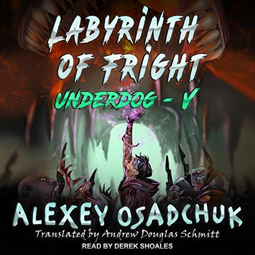 Labyrinth of Fright cover art