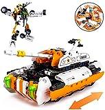 STEM Building Blocks Toys Gifts for Kids, 294 PCS...