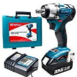 """Best Cordless Impacts - Girapow 18V 1/2"""" MAX Cordless Impact Wrench Kit Review"""