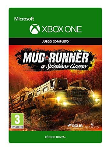 Spintires: MudRunner   | Xbox One - Código de descarga