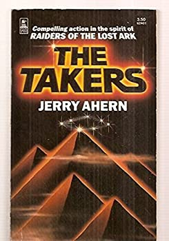 The Takers 0373624018 Book Cover