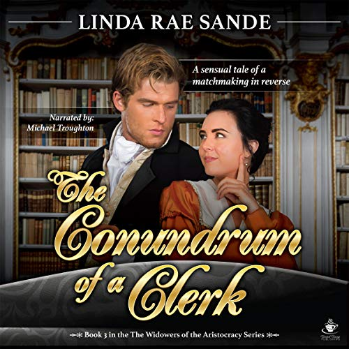 The Conundrum of a Clerk audiobook cover art