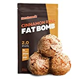 CRAVING SWEET CINNAMON ROLLS? We've got you covered! The first of its kind, keto cinnamon roll fat bomb mix. Simply add butter, mix and roll out delicious cinnamon flavored keto fat bombs. You can enjoy straight from the bowl, freeze, or refrigerate ...