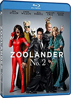 Universal Pictures Brd zoolander 2