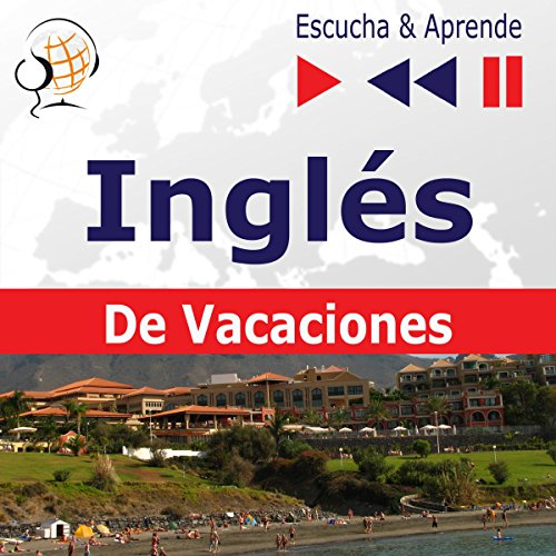 Inglés - De Vacaciones: On Holiday (Escucha & Aprende) cover art