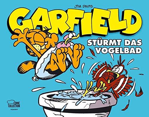 Garfield - Stürmt das Vogelbad
