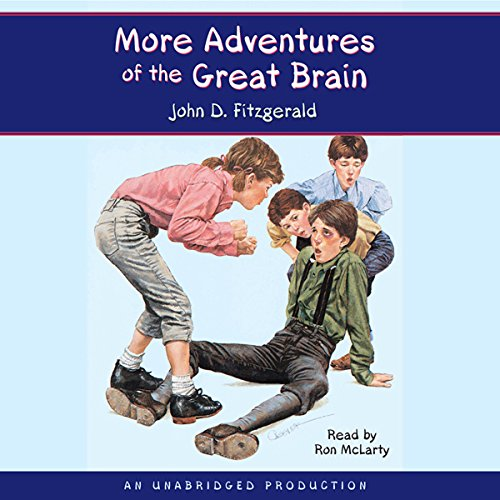 More Adventures of the Great Brain cover art