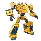 Transformers Gen WFC K Titan Class