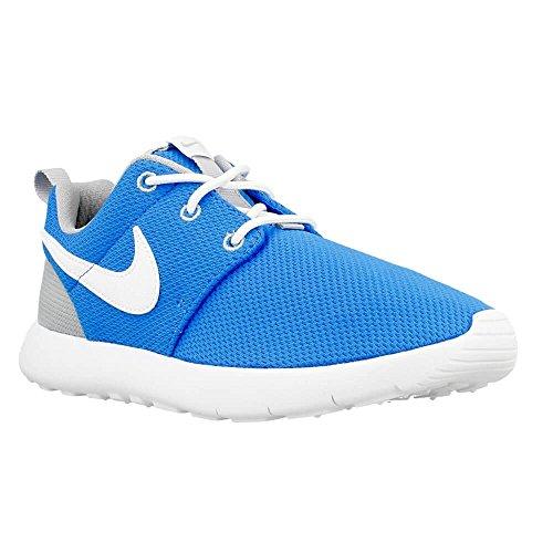 Nike, Scarpe Primi Passi. Bambino, Blu (Photo Blue White Wolf Grey), 28.5 EU