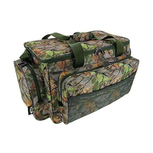 Fishing Tackle Carryall Bag Camo