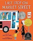 Last Stop on Market Street byMatt de la Peña*, illustrated byChristian Robinson