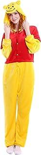Adulto Pigiama Anime Cosplay Costume di Halloween Unisex Outfit