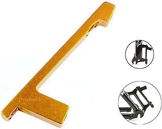 MTB 盘式制动器适配器,固定卡钳至后置前叉或后框 PM-PM 适用于 180mm 盘式制动转子
