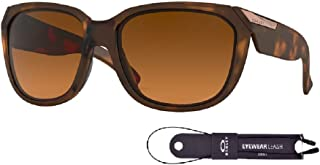 Oakley Rev Up OO9432 Sunglasses For Women+BUNDLE with Oakley Accessory Leash Kit