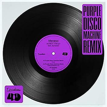 Menergy (Purple Disco Machine Remix)