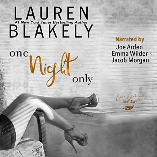 Page de couverture de One Night Only