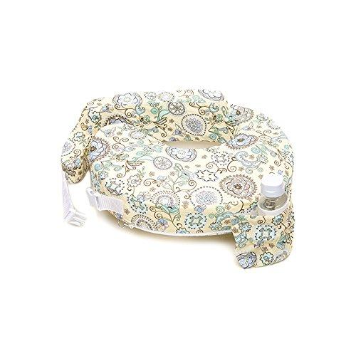 SHYPwM Almohada de Lactancia/Almohada Mybrestfriend Almohada for Dormir Cojín de Dormir del bebé Almohada de Lactancia de Lujo for una Postura cómoda-58.5x39.5cm (Color : E)