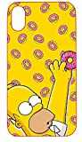 outZbox Simpson i Phone Case Cartoon Lovely Mobile Phone Cover for iPhone X