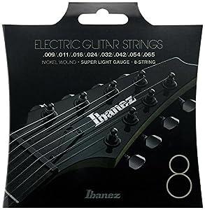 Nickel Wound Para guitarra eléctrica Escala 009-065