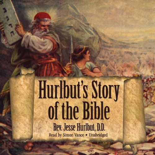 Hurlbut's Story of the Bible audiobook cover art