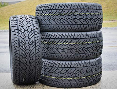 Set of 4 (FOUR) Fullway HS266 All-Season Performance Radial Tires-295/30R26 107V XL