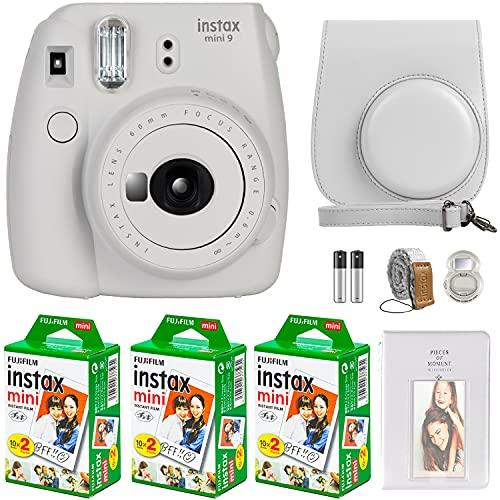 FujiFilm Instax Mini 9 Instant Camera + Fujifilm...
