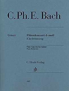 Floetenkonzert d-moll: Klavierauszug
