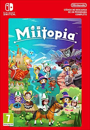 Miitopia Standard   Nintendo Switch - Código de descarga
